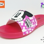ADDA Mickey Mouse แอ๊ดด้า มิกกี้เมาส์ รหัส 32P02-W1 สีชมพู เบอร์ 4-6