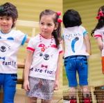 เสื้อผ้าเด็กน่ารัก เสื้อผ้าเด็กไต้หวัน แบบวันที่ 1-4 เมษายน 2556