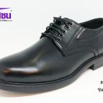รองเท้าคัทชู Bumei บูเมย รหัส GK112 สีดำ เบอร์ 41-45