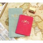 Passport Case_Around the world