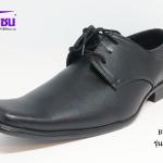 รองเท้าคัทชู Bumei บูเมย รหัส GK110 สีดำ เบอร์ 41-45