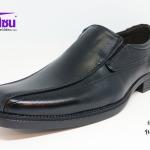 รองเท้าคัทชู Fashion แฟชั่น รหัส MJ304 สีดำ เบอร์ 41-45