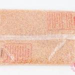 ลูกปัดจีน กลม สีส้มอ่อนเหลือบรุ้ง 2มิล #S(1ถุง/450กรัม)