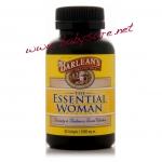 วิตามินบำรุงฮอร์โมนสำหรับเพศหญิง Essential Woman 1000mg - Barlean's Organic Oil