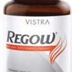 Vistra Regow วิสทร้า รีโกว์ บรรจุ 30 แคปซูล