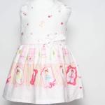 เสื้อผ้าเด็ก ชุดเดรส ชุดกระโปรงสำหรับเด็กผู้หญิง Cute Ballet (ส่งฟรี)