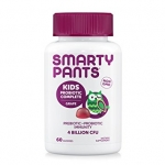 SmartyPants Kids Probiotic Complete Grape 60 Gummies