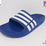 ADIDAS รุ่น Duramo Slide อาดิดาส สีน้ำเงิน เบอร์ 4-11