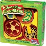 ของเล่นเสริมพัฒนาการ Smart Snacks Piece-A-Pizza Fractions