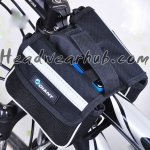 กระเป๋าพาดเฟรมจักรยาน BB03 : สีดำ