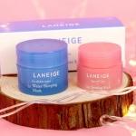 Laneige Goodnight Sleeping Care Kit ชุดฟื้นบำรุงผิวยามค่ำคืนอย่างครบวงจร ราคาปลีก 250 บาท / ราคาส่ง 200 บาท
