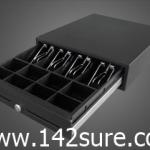 CSD003 ลิ้นชักเก็บเงินสด เครื่องเก็บเงิน Cash drawer MK-350 (ใช้ธนบัตรไทยได้ 4 ช่อง) ยี่ห้อ GSAN รุ่น MK-350
