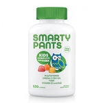 SmartyPants Kids Complete and Fiber 120 Gummies