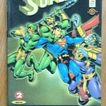 Superman - our worlds at war เล่ม 2 เล่มจบ