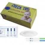 Check Tru ชุดทดสอบการตกไข่ (5ชุด) LH Ovulation Test ตรวจสอบหาช่วงเวลาที่เหมาะสมที่สุดในการมีเพศสัมพันธ์ เพื่อเพิ่มโอกาสในการตั้งครรภ์