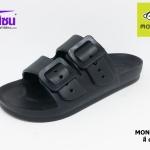 Monobo Moniga 9 โมโนโบ้ รุ่นโมนิก้า 9 สีดำ เบอร์ 5-8