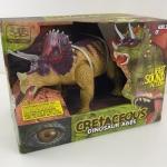 หุ่นไดโนเสาร์ เดินได้ มีเสียงมีไฟ
