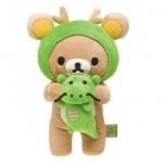 ตุ๊กตาหมีน้อย San-X Rilakkuma MP21201 ชุดปีมังกร 2012 | สินค้าหมด