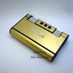 กล่องบุหรี่ HITECH FOCUS รุ่นใหม่ สีทอง