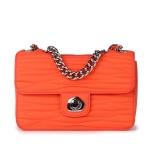 กระเป๋าแบรนด์เนม PISIDIA รุ่น VINCI สีส้ม (ส่งฟรี EMS)