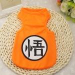 เสื้อกล้ามสีส้มไซด์ S M L XL XXL