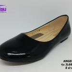 Angelina แองเจลิน่า รหัส JL6915-1A สีดำแก้ว เบอร์ 36-40