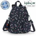 Kipling Firefly N Backpack - Small Flower (Belgium)