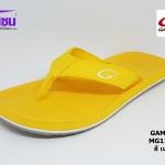 Gambol แกมโบล รหัส GM11167 สีเหลือง เบอร์ 36-44