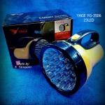ไฟฉายหูหิ้ว 23LED ชาร์จไฟบ้าน YAGE YG-3506