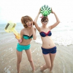 {PreOrder} Toby & Gini Bikini Set 3 piece