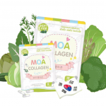 Moa Collagen โมเอะ คอลลาเจน ราคาปลีก 45 บาท / ราคาส่ง 36 บาท