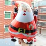 ลูกโป่งฟลอย์ ตัวซานต้าคลอส - Santa Claus Foil Balloon / Item No.TL-A108