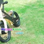 รถจักรยานเด็กขาไถ : แบบไม้