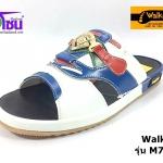 รองเท้า Walker วอคเกอร์ รุ่นM7912 สีน้ำเงิน เบอร์ 40-45