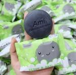 Detox & Anti Acne By Ami สบู่ดีท็อก เอมิ ราคาปลีก 40 บาท / ราคาส่ง 32 บาท