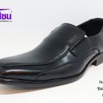 รองเท้าคัทชู Fashion แฟชั่น รหัส MJ286 สีดำ เบอร์ 41-45