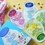 Moods Facial Mask Milk มาส์กนมเกาหลี ราคาปลีก 15 บาท / ราคาส่ง 12 บาท
