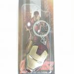 พวงกุญแจ Iron man สีแดงเข้ม