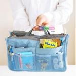 กระเป๋าเอนกประสงค์ใส่ iPad : สีฟ้า PA0021