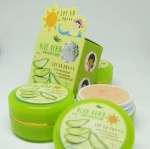 ครีมกันแดดว่านหางจระเข้ Aloe Vera Sunscreen Cream SPF50PA+++ ราคาปลีก 45 บาท / ราคาส่ง 36 บาท
