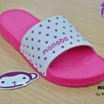 รองเท้าแตะ Monobo Jello โมโนโบ้ รุ่น Twist Low 2 สวม สีชมพู เบอร์ 5-8