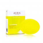 Honey Gold Soap 9 By Aura Rich สบู่ล้างหน้าน้ำผึ้งทองคำ ราคาปลีก 110 บาท / ราคาส่ง 88 บาท