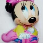ลูกโป่งฟลอย์ Baby Minnie Mouse/Item No. TL-A125