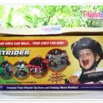 รีวิว STRIDER Balance Bike จักรยานเด็กฝึกการทรงตัว