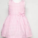 เสื้อผ้าเด็ก ชุดเดรส ชุดกระโปรงสำหรับเด็กผู้หญิง Pink Tiles (ส่งฟรี)