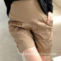 กางเกงคลุมท้องขาสั้น