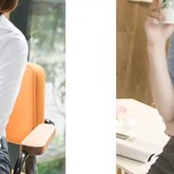 เล็กใหญ่พิเศษ!!เสื้อเชิ้ตแขนยาวผู้หญิง คอจีน เข้ารูป กระเป๋าปะ size No. สีขาว ฟ้า เทา