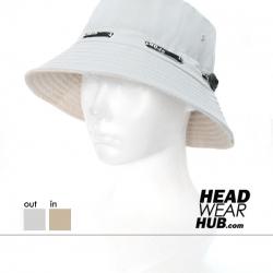 หมวกเดินป่า หมวกตกปลา กิจกรรมกลางแจ้ง : สีเทา