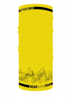 ผ้าบัฟ Cycling Yellow - HL002