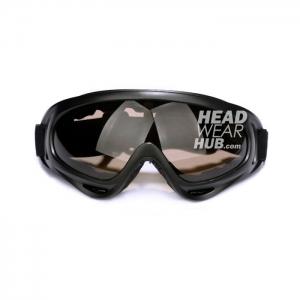 แว่นกันลม กันฝุ่น กันยูวี - Brown